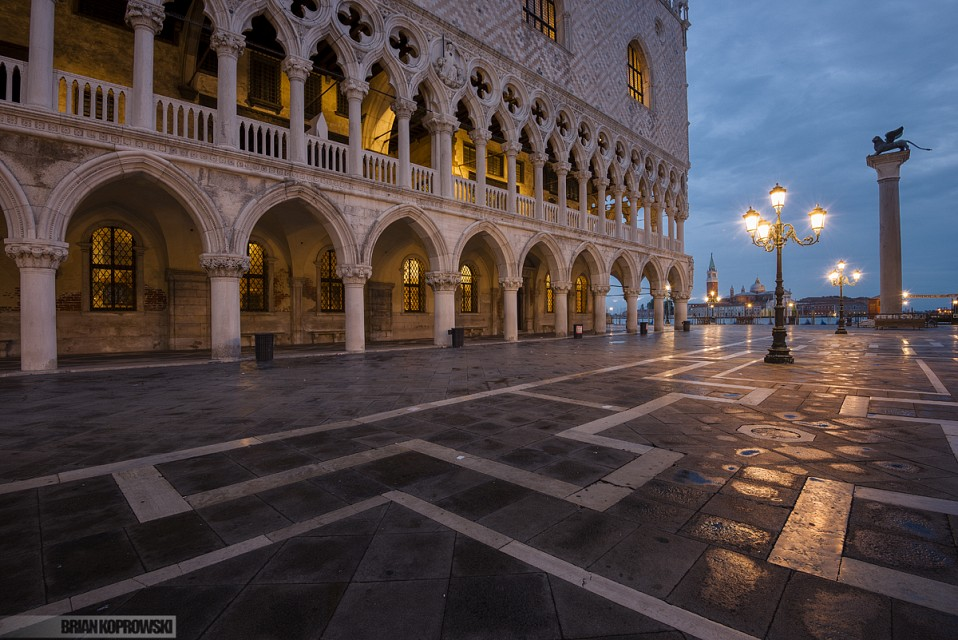 Piazza San Marco & The Doge Palace - Piazza San Marco