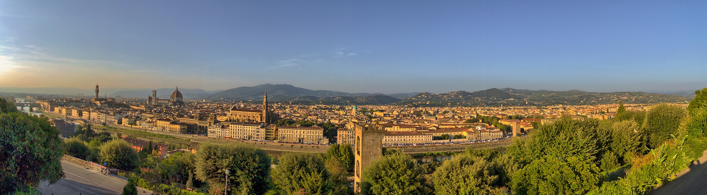 View from the