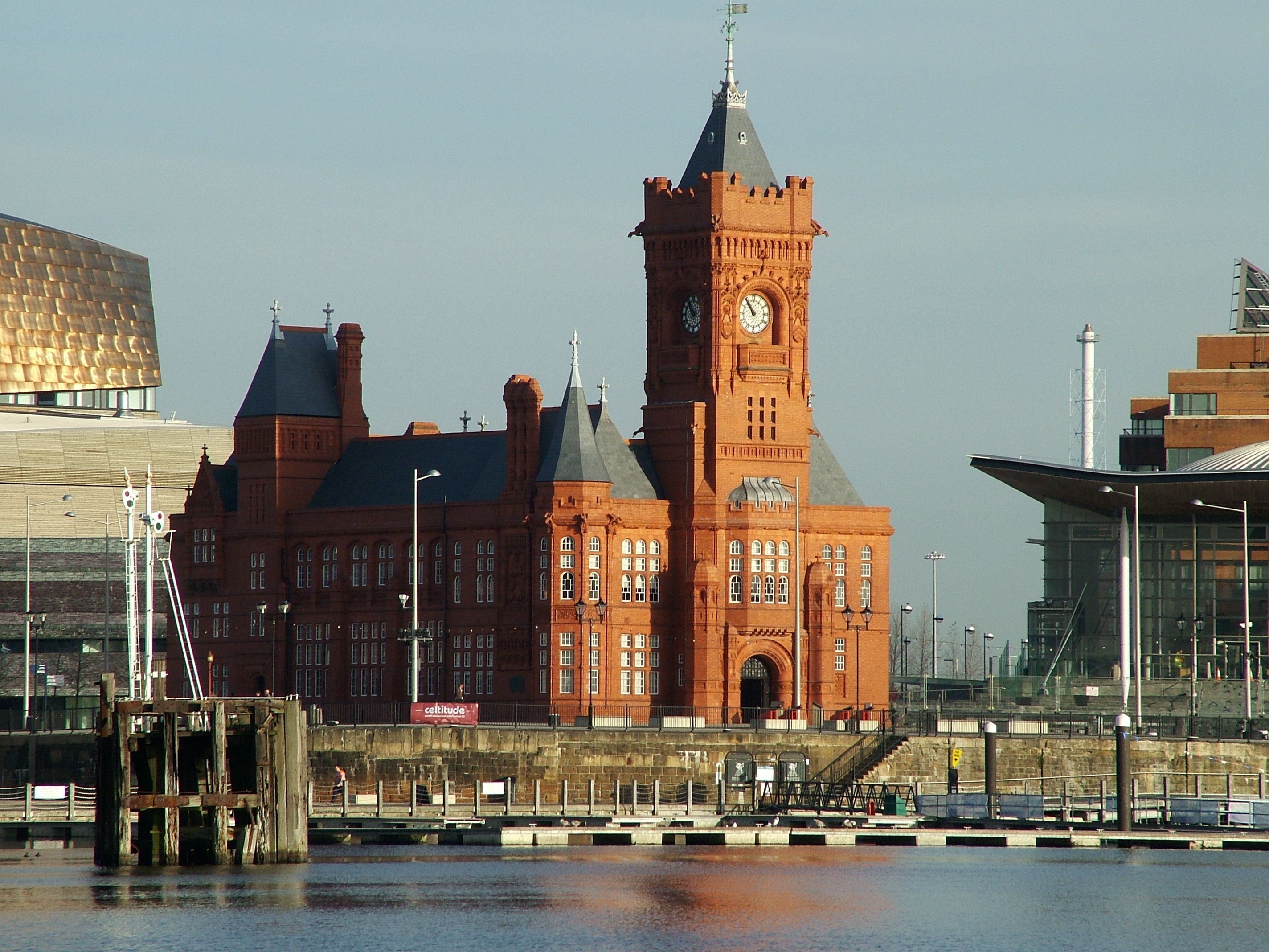 Pierhead Building - Museum in Cardiff - Thousand Wonders