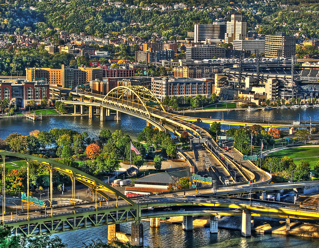 pittsburgh city in pennsylvania thousand wonders
