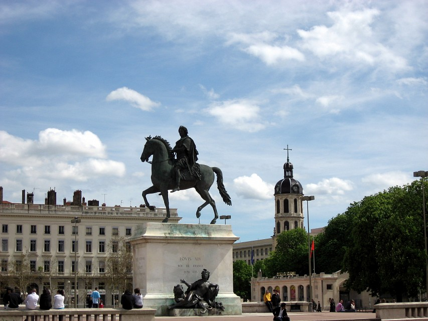 Place Bellecour - Place Bellecour