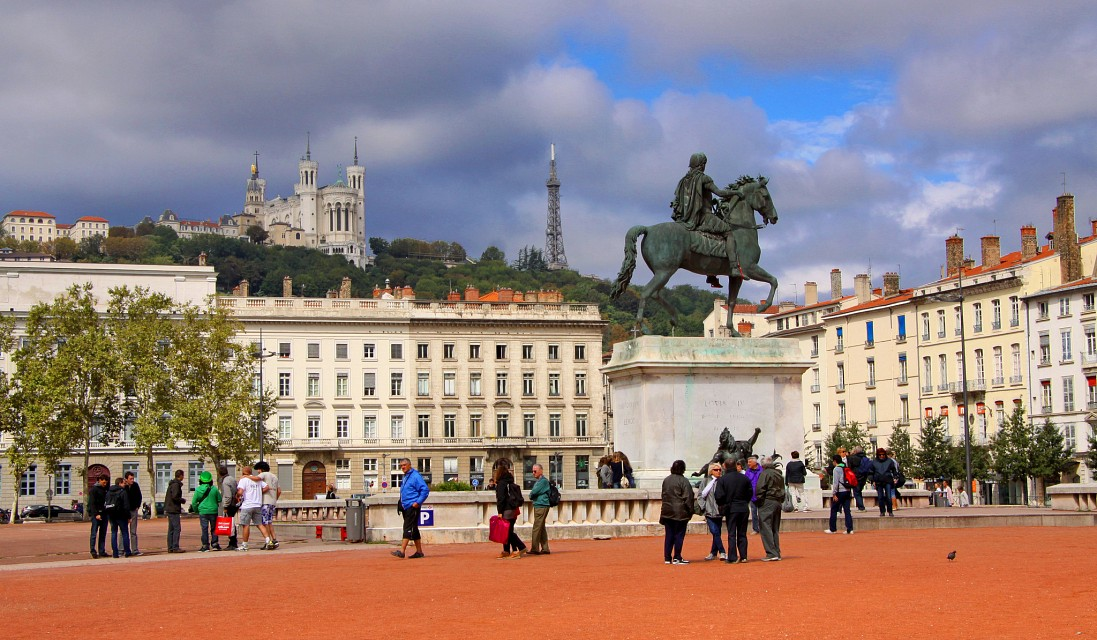 2012-09-01 - Place Bellecour