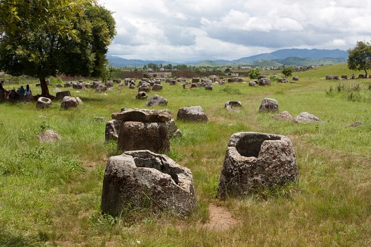Plain of Jars - Plain of