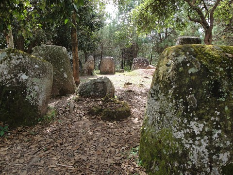 Plain of Jars