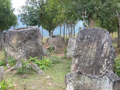 Site Three - Plain of