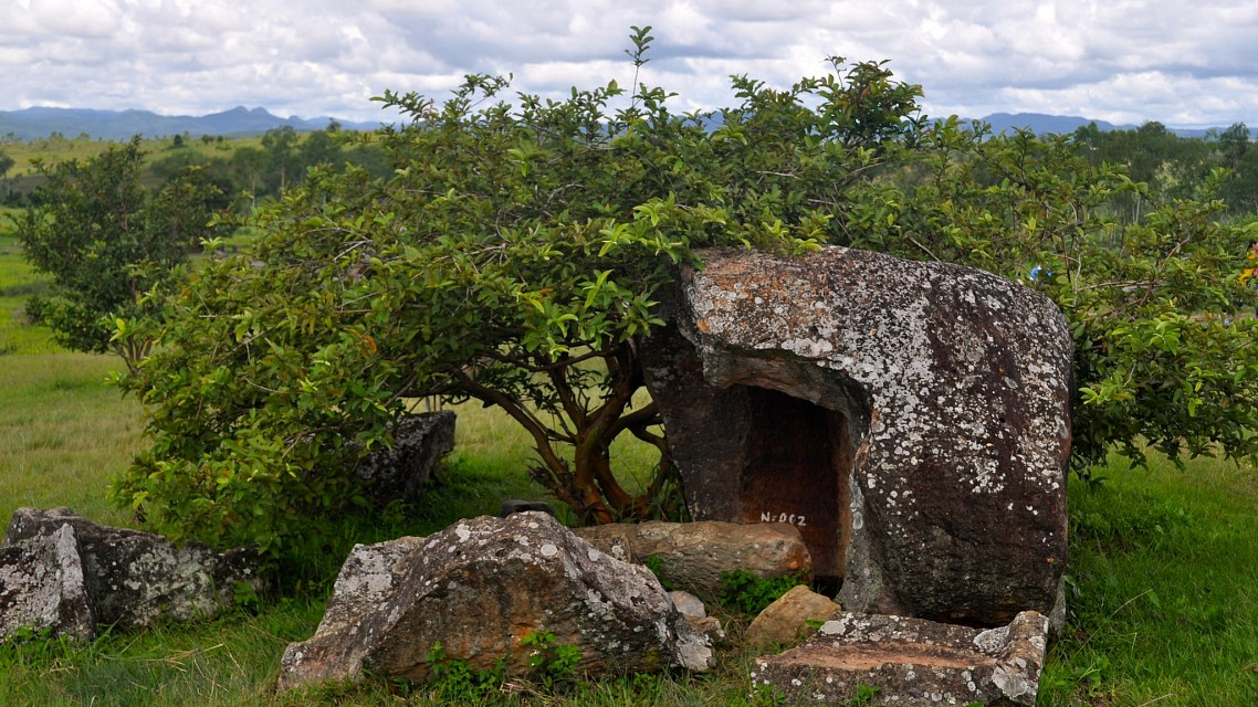 Plain of Jars, Phonsavanh - Plain of Jars