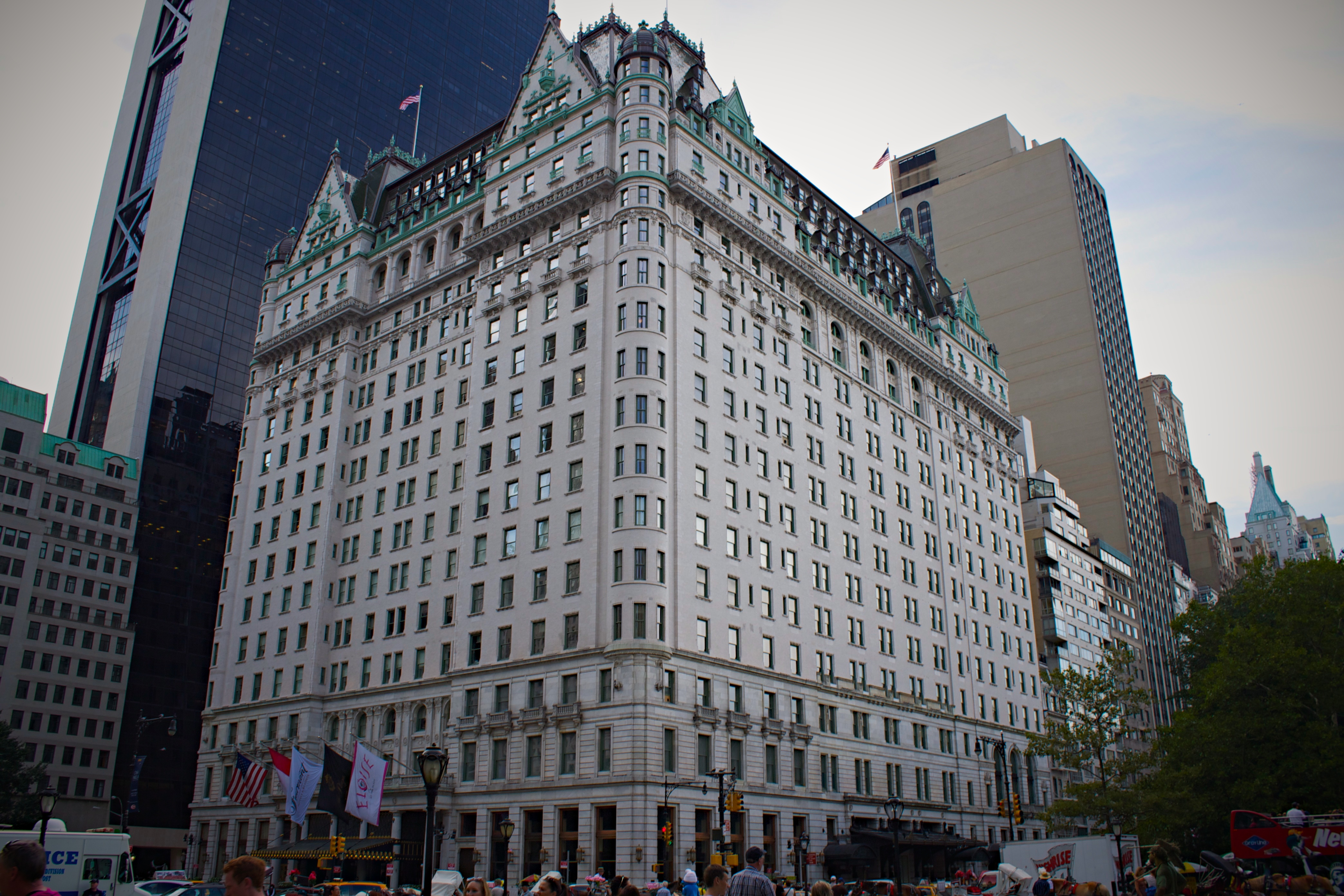 Plaza hotel hotel in new york city thousand wonders for Hotel new york