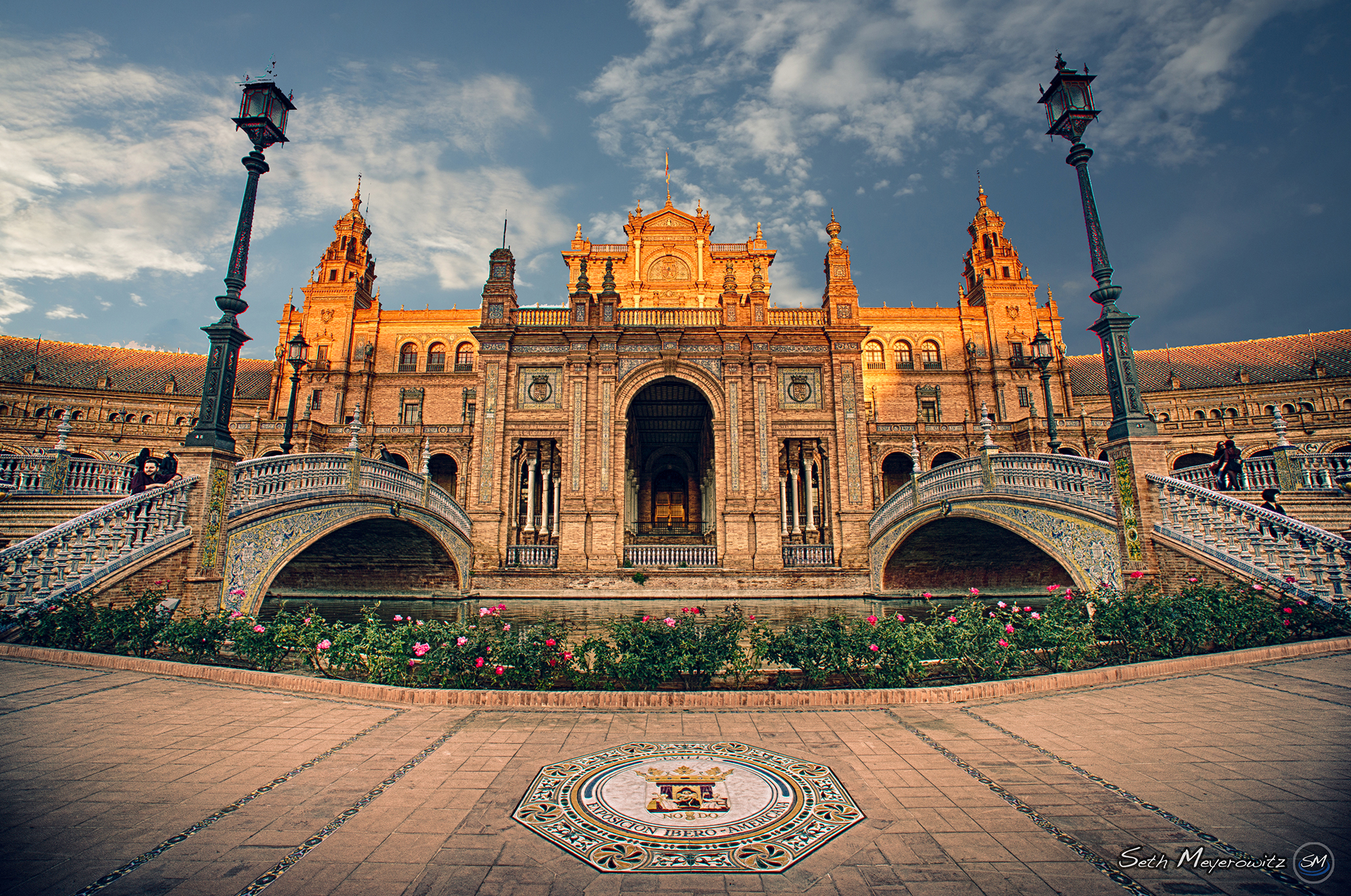 Plaza de España - in Seville - Thousand Wonders