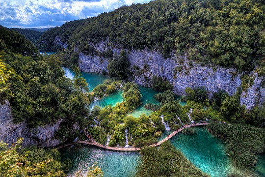 Plitvice Lakes, Croatia -