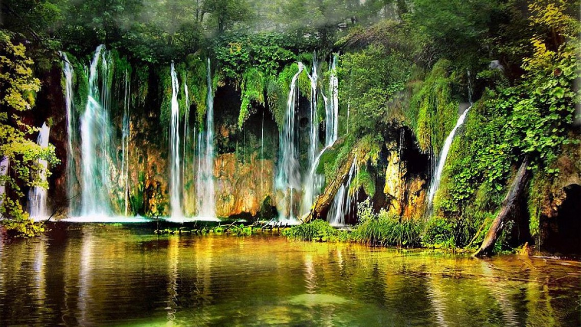 - Plitvice Lakes National