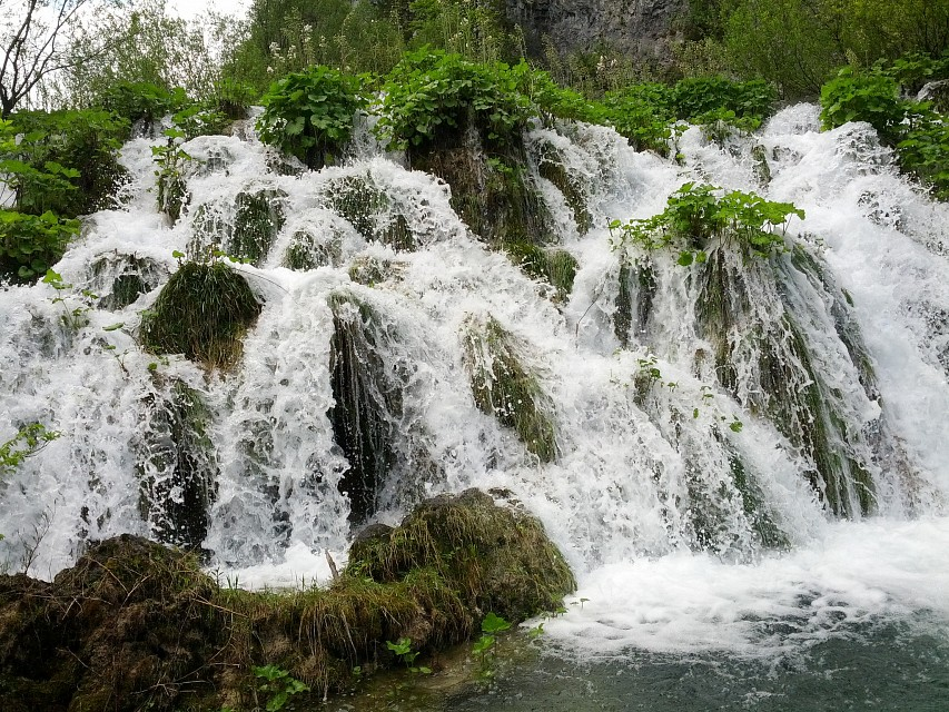 Water Water Everywhere - Plitvice Lakes National Park