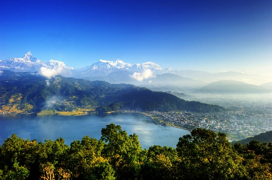 The City of Pokhara - Pokhara