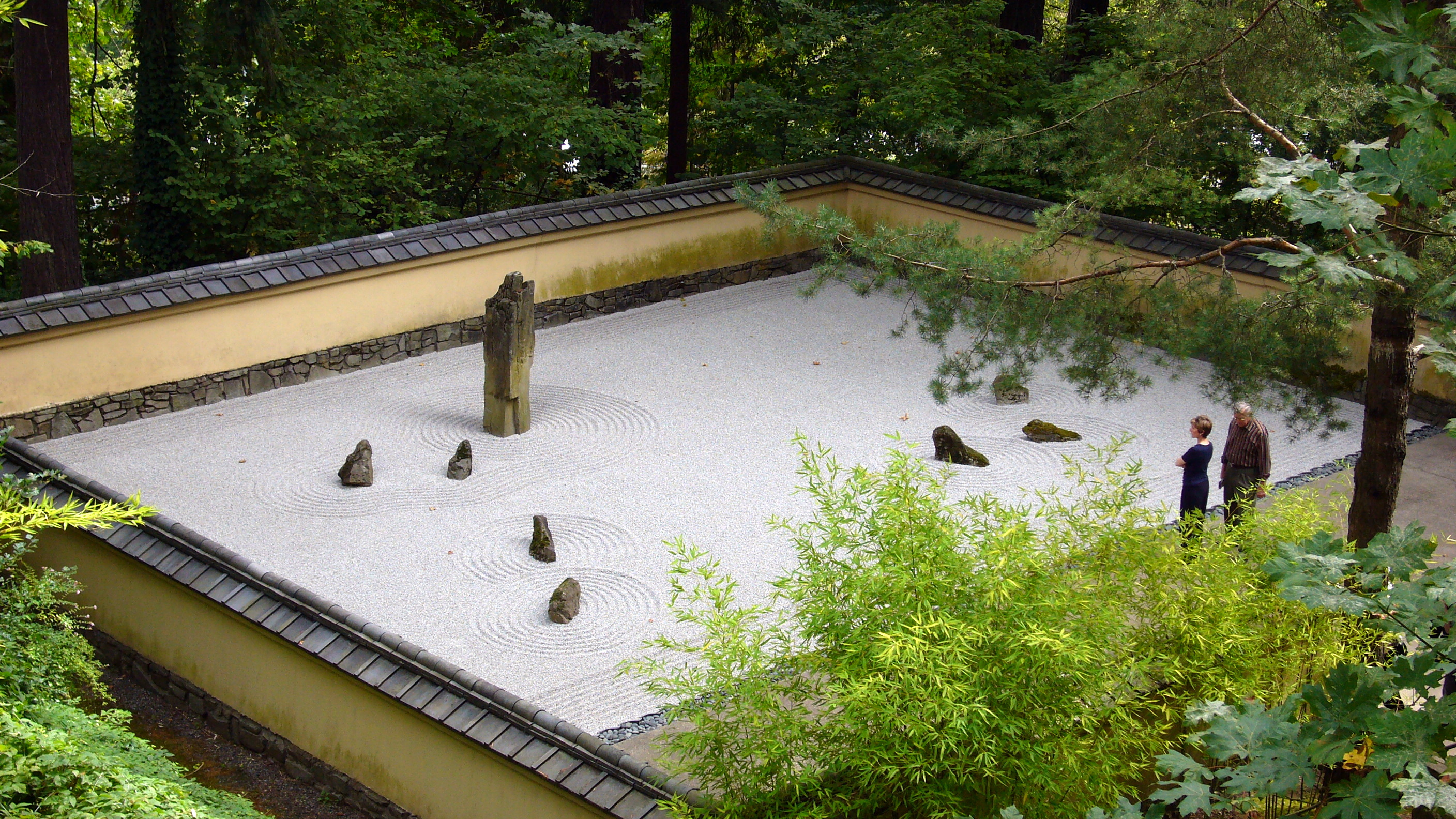 Stone Zen Garden Portlandjapaneserdenoriginal17294g thousand wonders sand and stone garden portland japanese garden workwithnaturefo