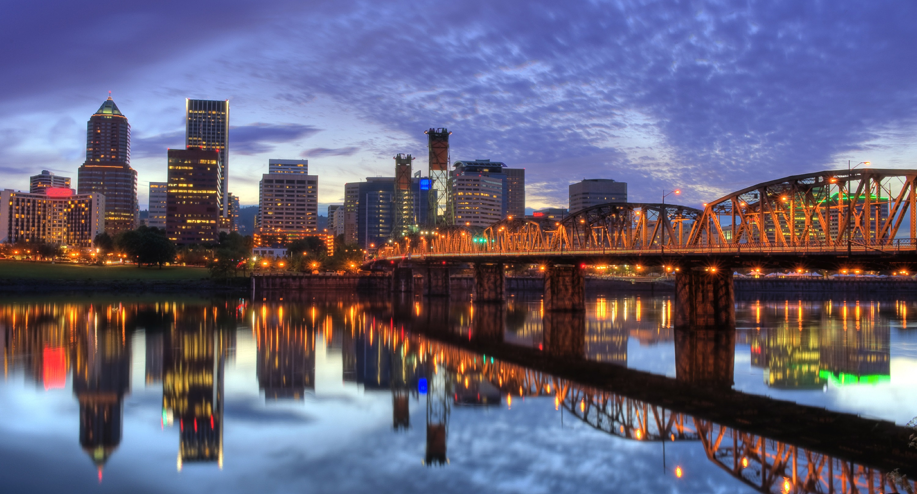 portland city in oregon sightseeing and landmarks