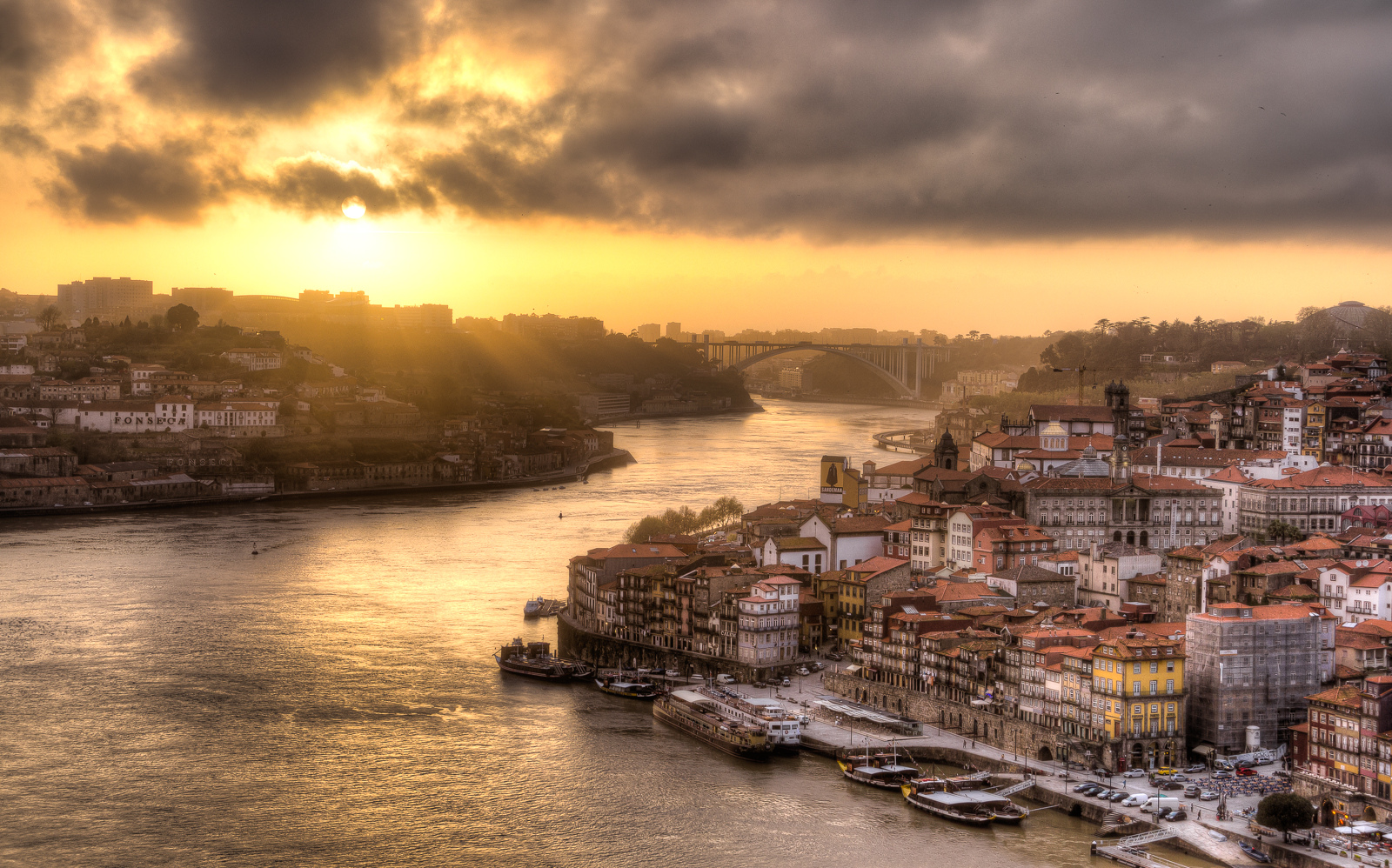 Fluss In Portugal portugal in europe thousand wonders