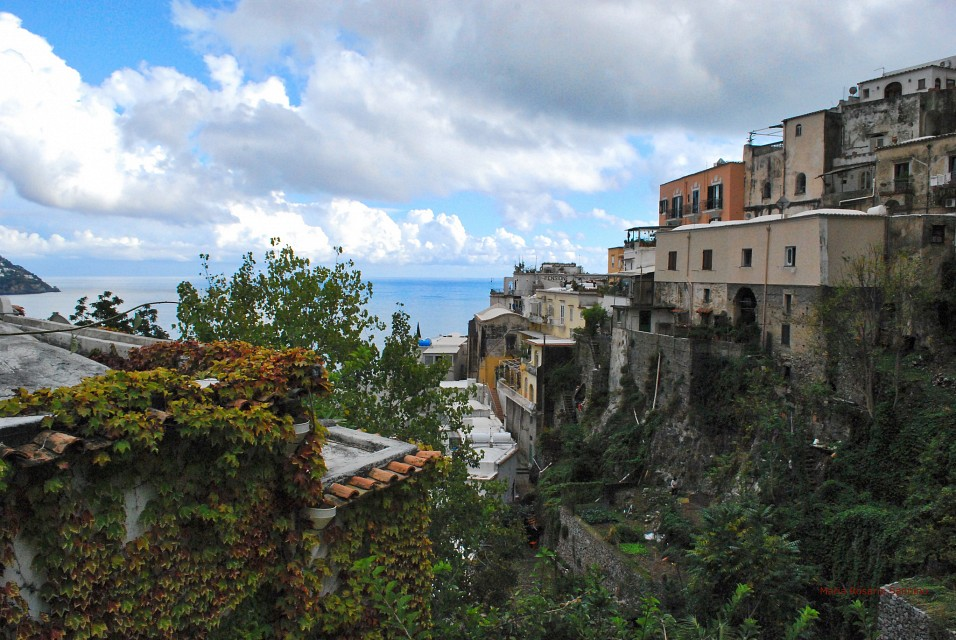 Fornillo, the oldest quarter  #Positano - Positano