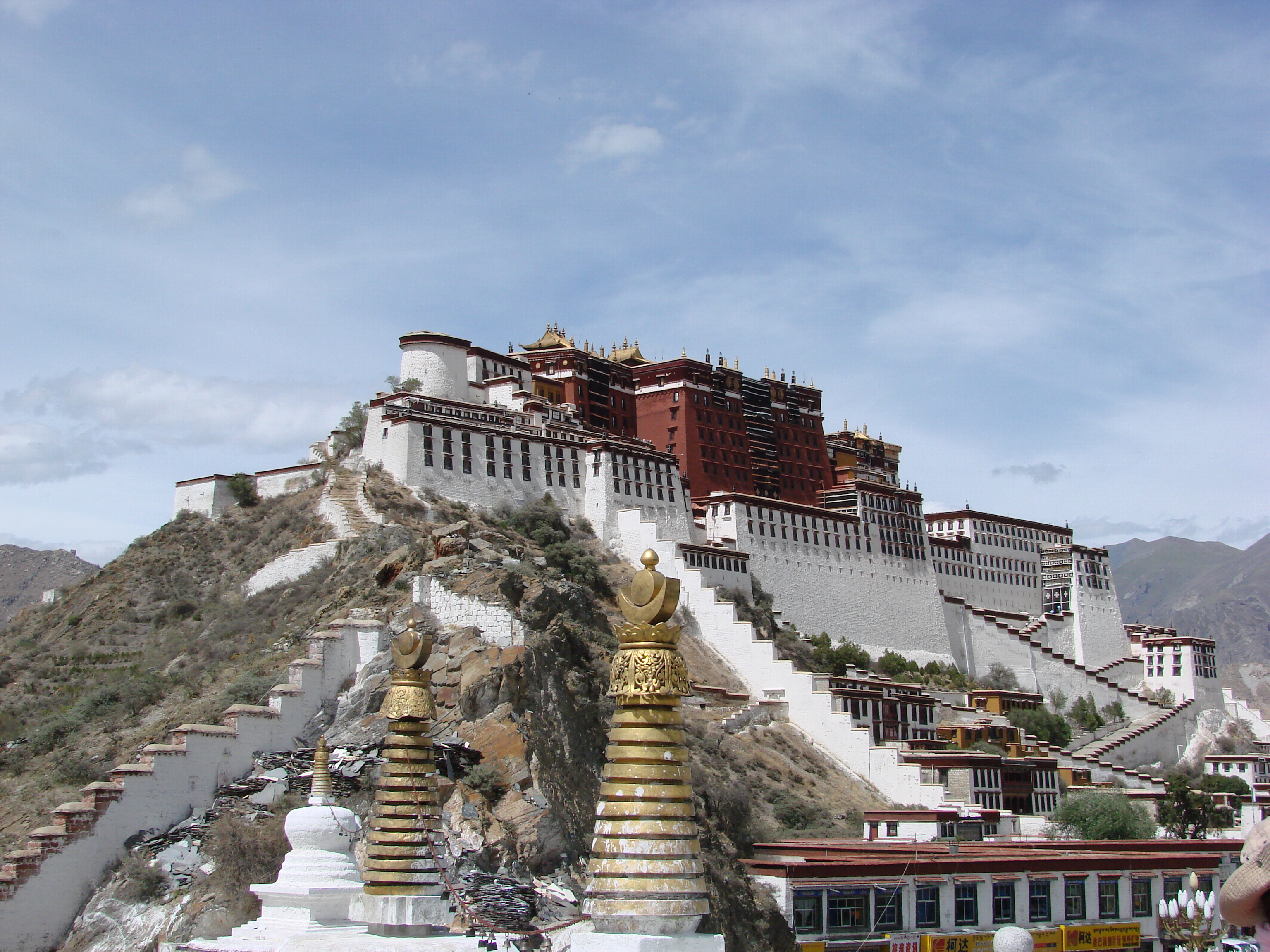 Potala Palace - In Tibet