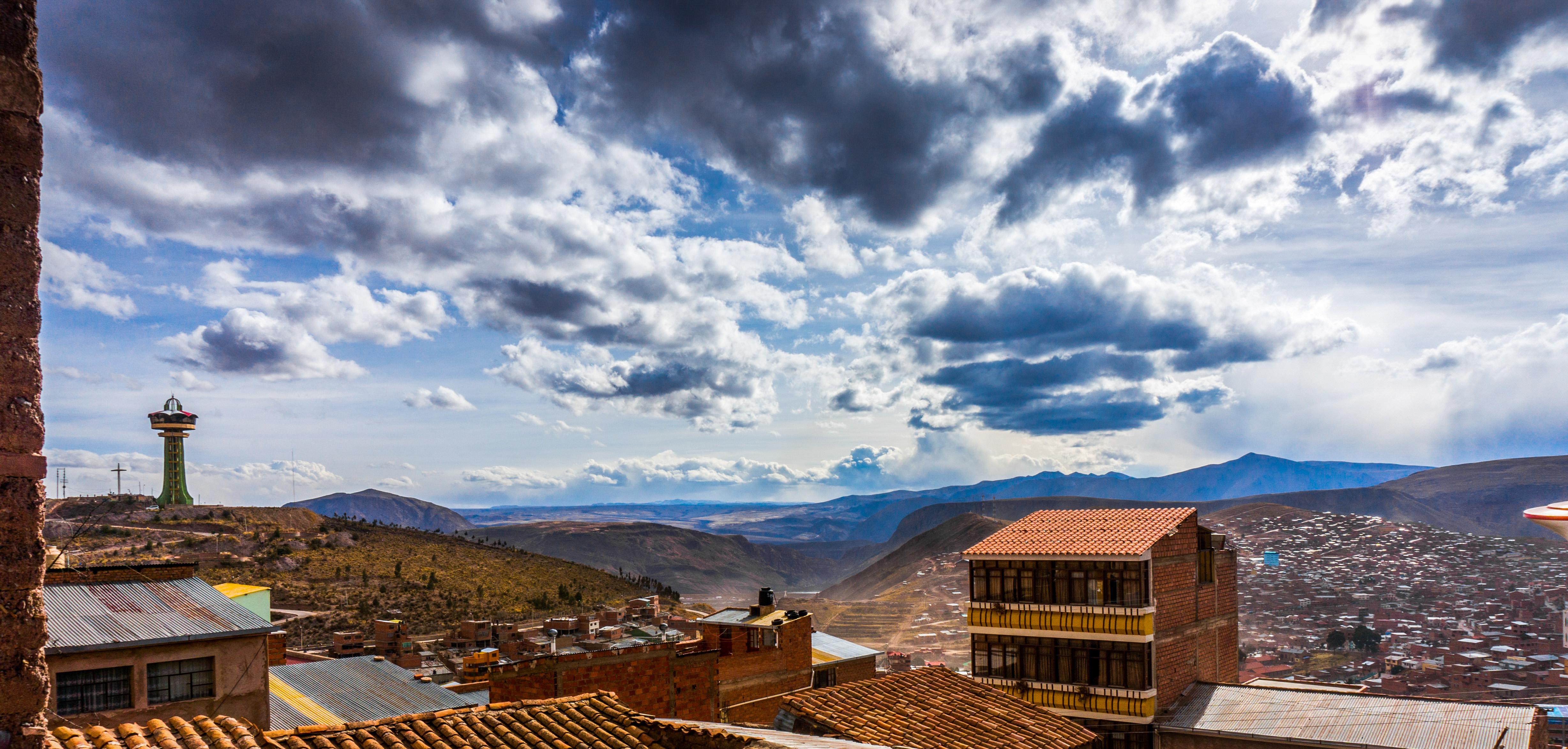 potosi Potosí is, at around 4000 metres, one of the world's highest cities it is located in the potosí department of bolivia understand [] potosí was founded in 1546 after the discovery of the rich silver deposits in the cerro rico.