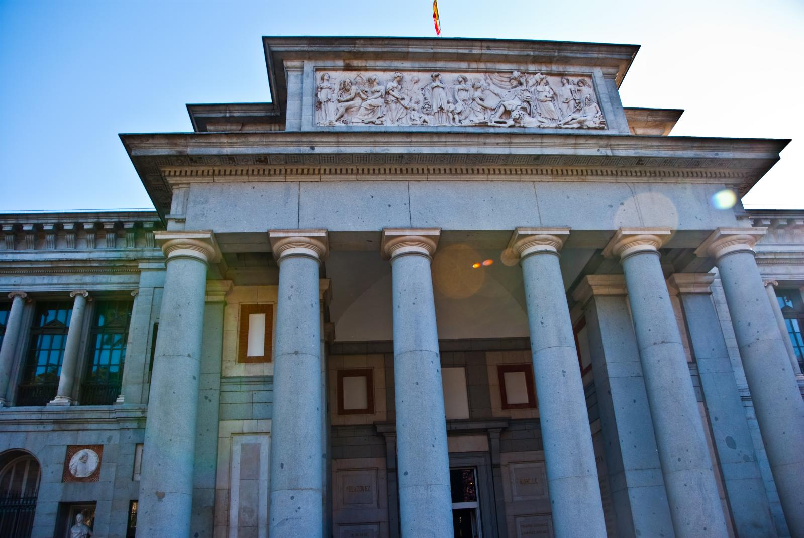 An analysis of the prado national museum in central madrid