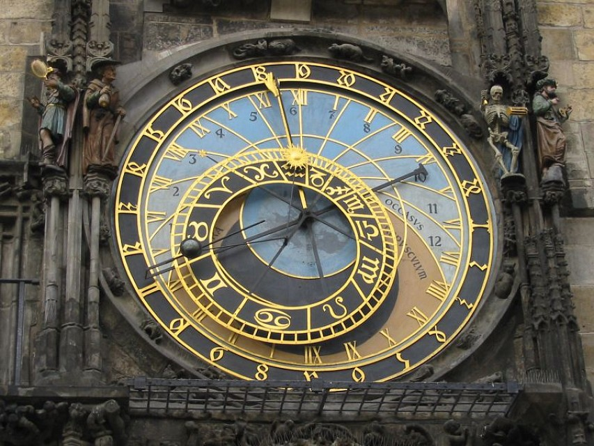 Astronomical Clock, Prague - Prague Astronomical Clock