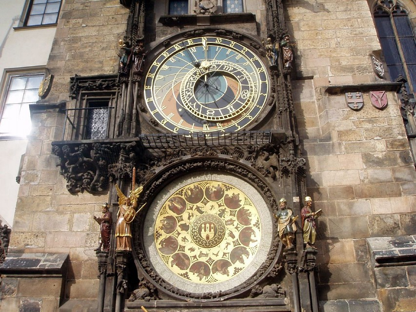 Astronomical Clock, Stare Mesto, Prague - Prague Astronomical Clock