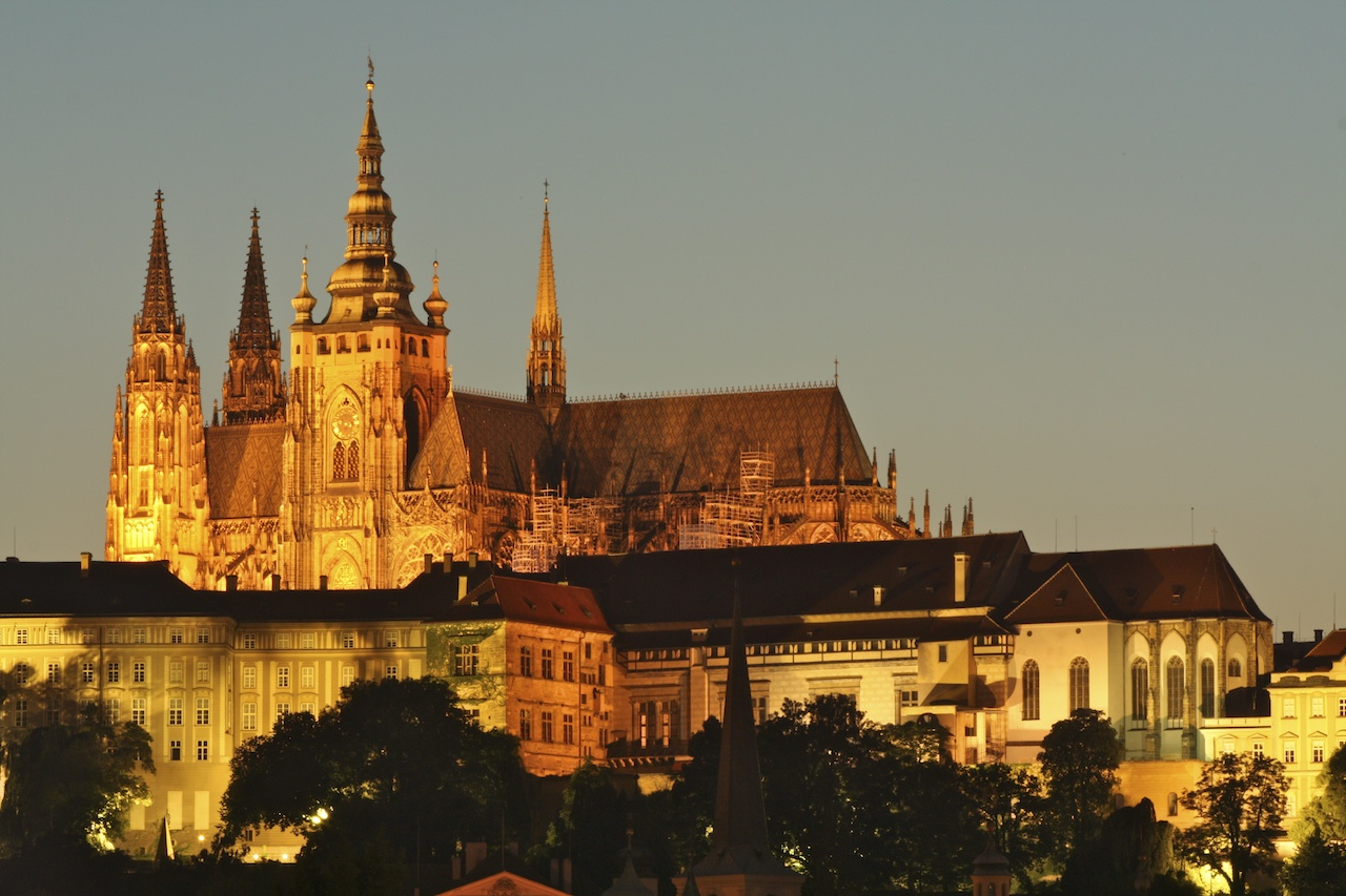 Prague Castle Castle In Prague Thousand Wonders