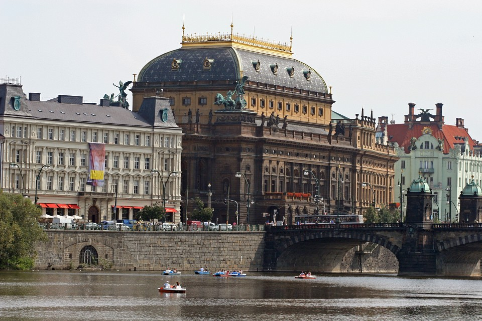 National Theater, Prague: Address, Phone Number, National Theater Reviews: 5/5