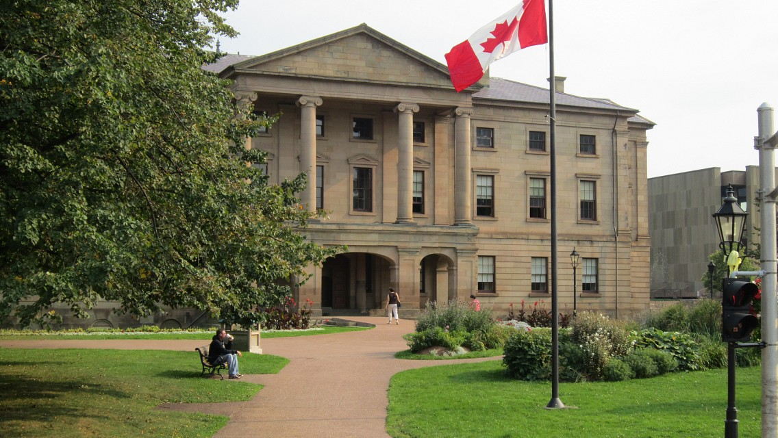 Province House, Grafton St, Charlottetown (471342) - Province House