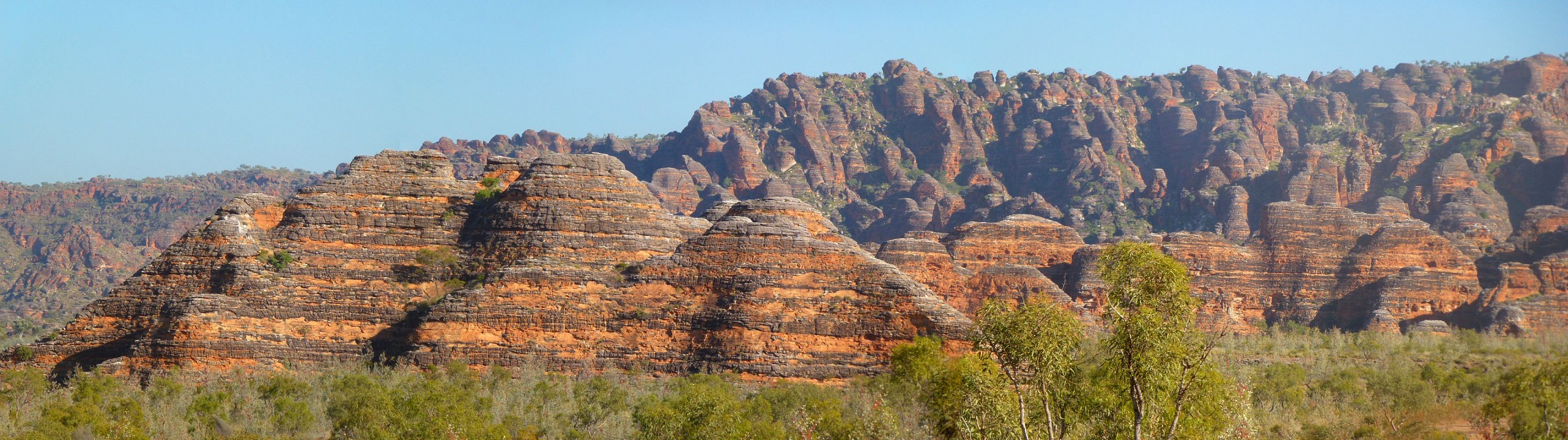 Bungle Bungles Panorama - Purnululu National Park