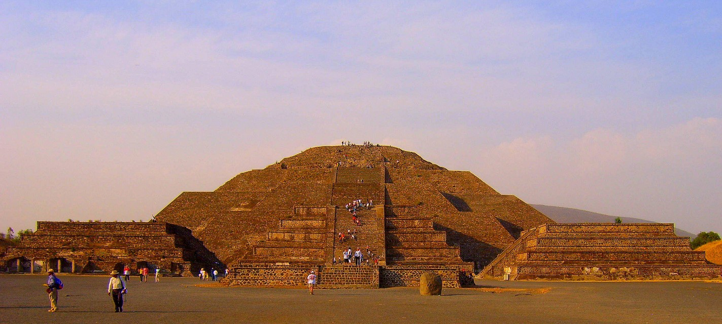 Pyramid of the Moon - Pyramid of the Moon