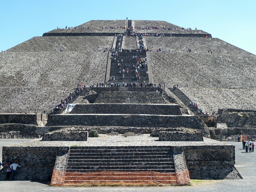 Pyramid of the Sun - Pyramid of the Sun
