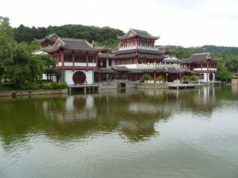 Qingxiu Mountain Scenic Spot Zone