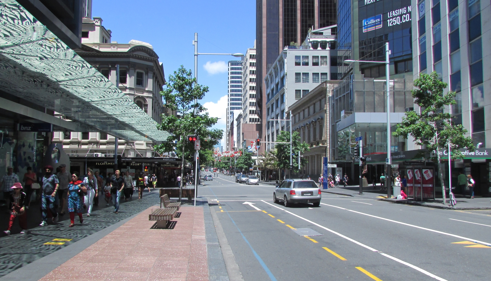 Forex commercial street