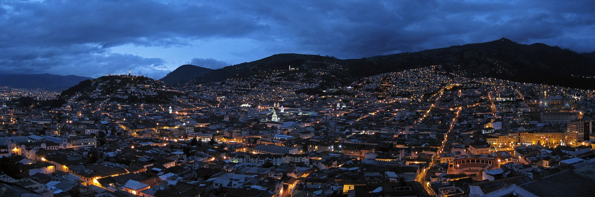 Where the Streets Have No Name - Quito