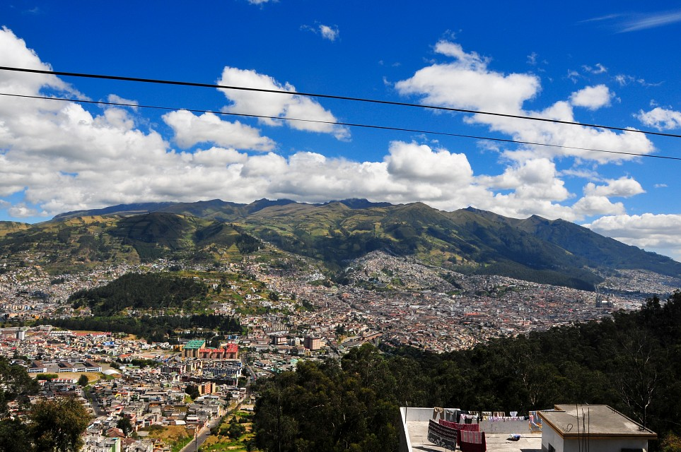 Old Town Quito - Quito