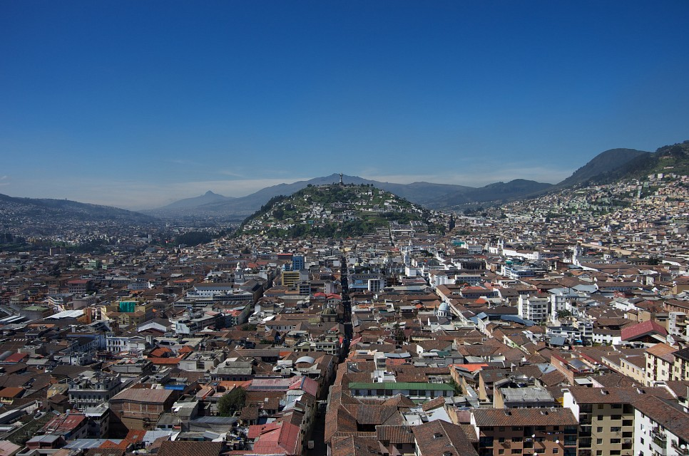 Quito Old Town - Quito