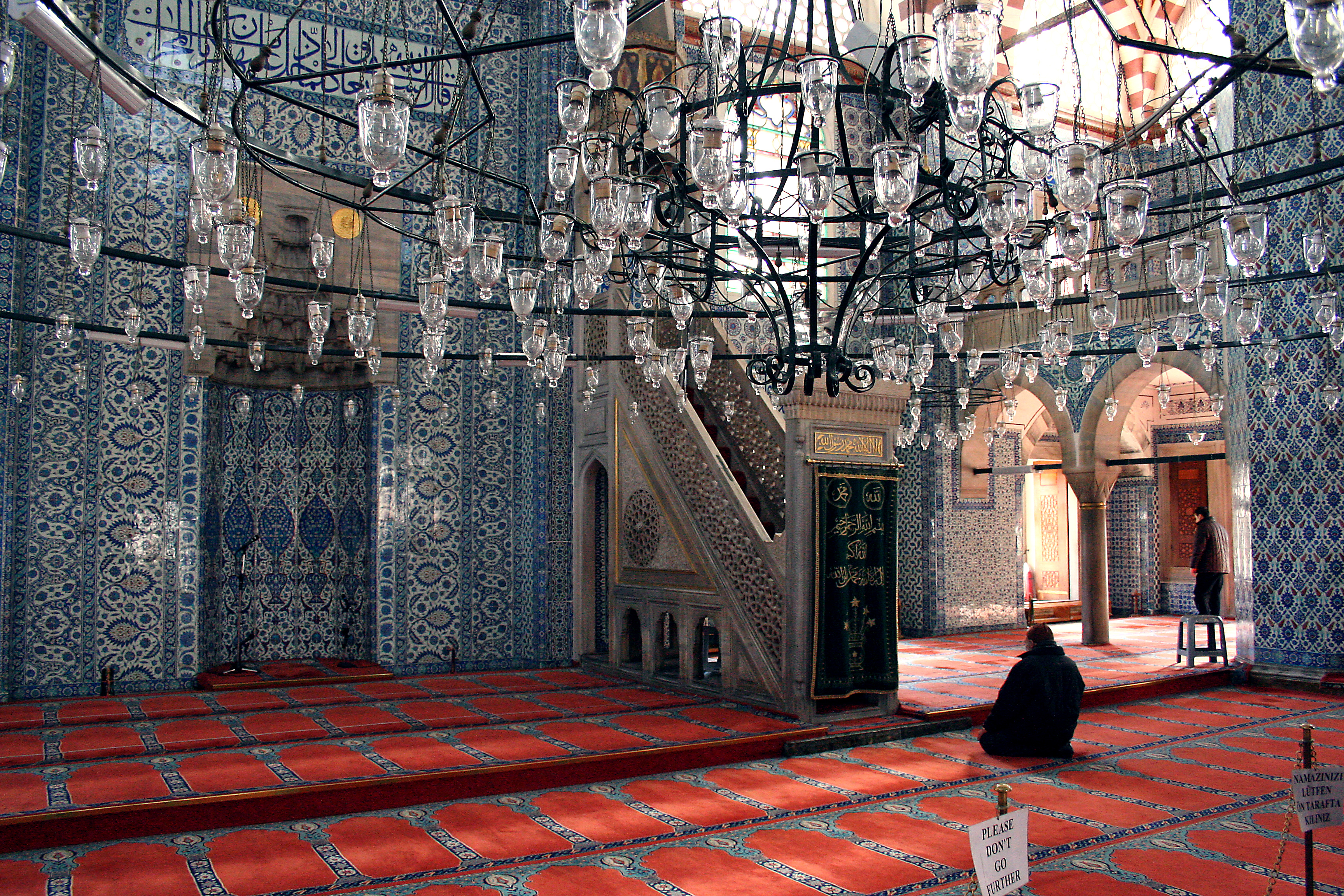 Rüstem Pasha Mosque - Mosque in Istanbul - Thousand Wonders