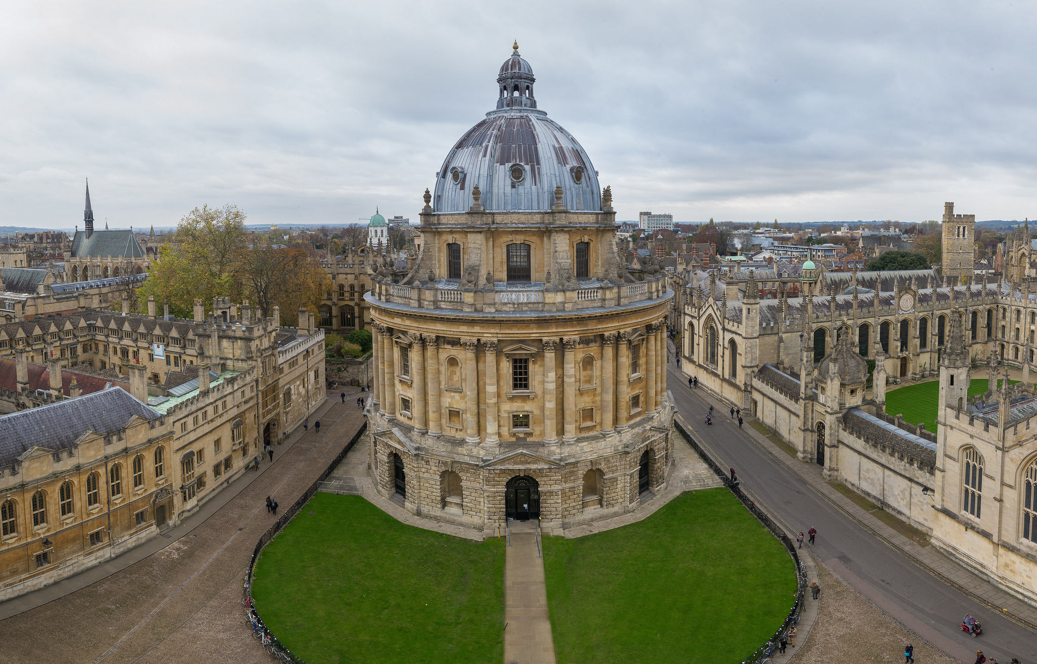 Image result for Radcliffe Camera in Oxford