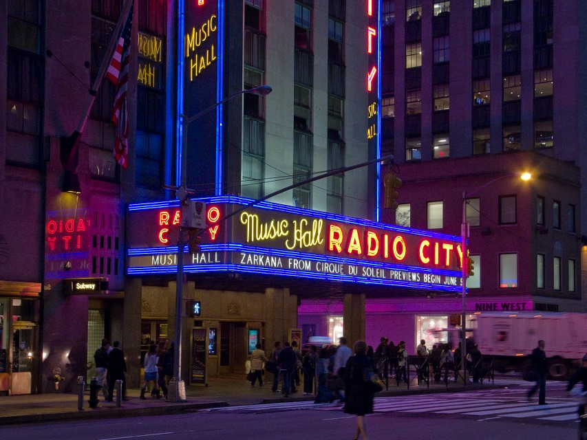 Radio City Music Hall 2 - Radio City Music Hall