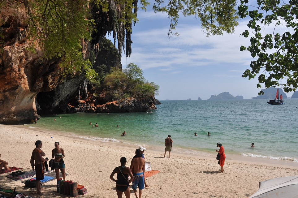 Beach at Railay - Railay Beach