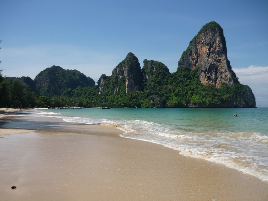 A Week On Railay Beach (12) - Railay Beach