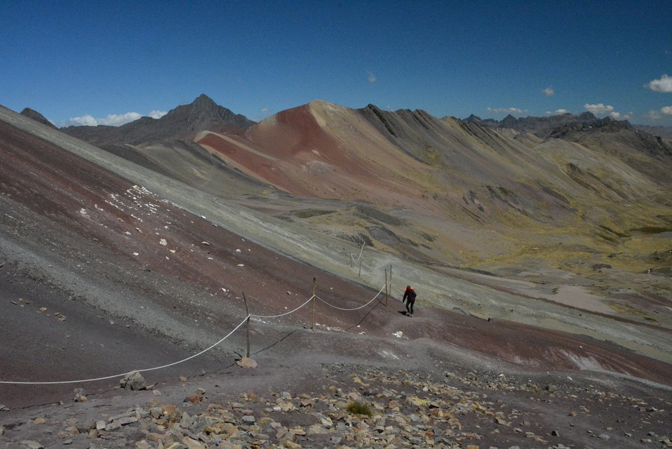 Cerro de colores - Rainbow Mountains