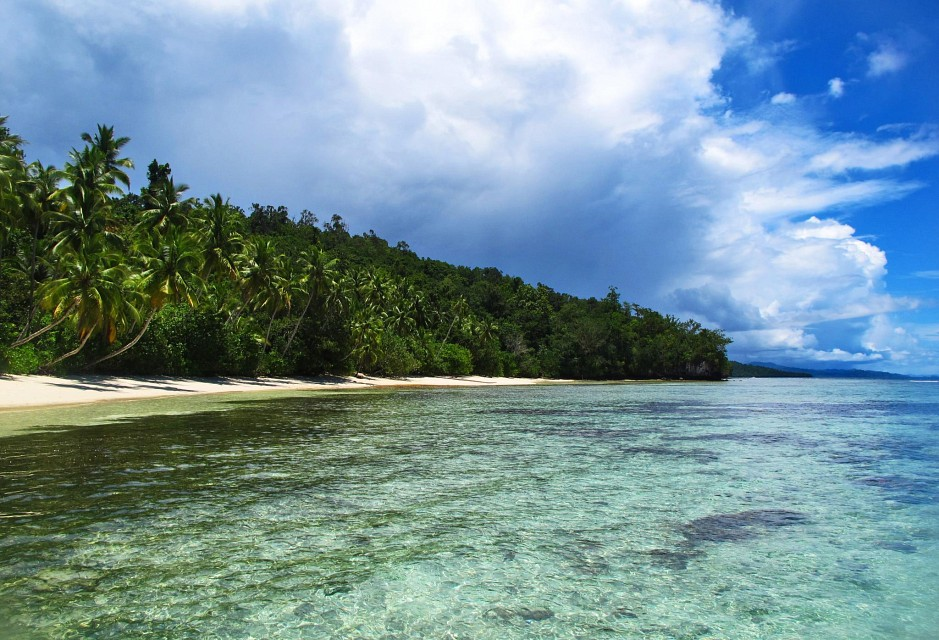 Beach - Raja Ampat Islands