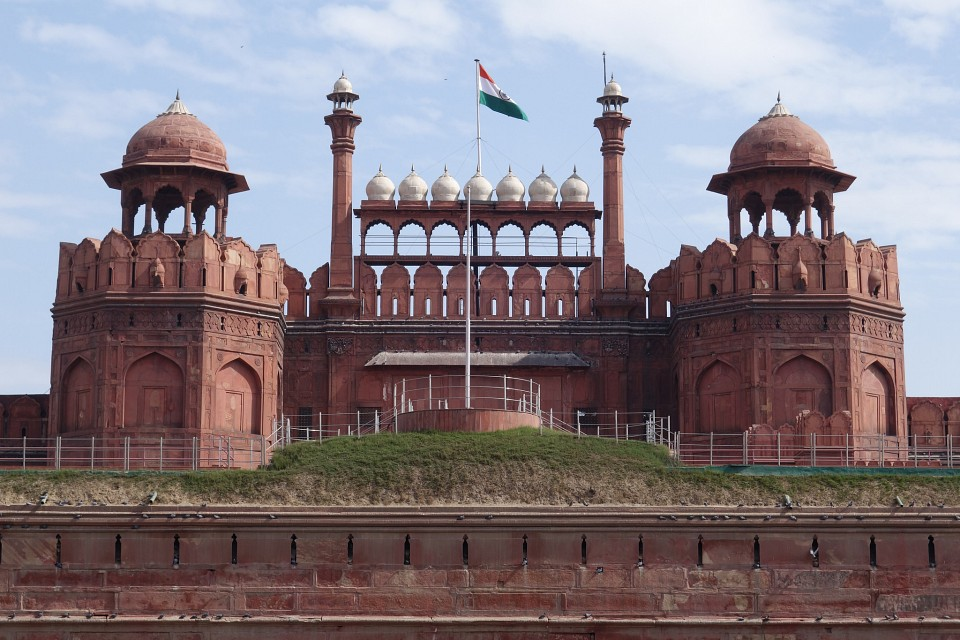 Lahore Gate, Red Fort, Delhi -