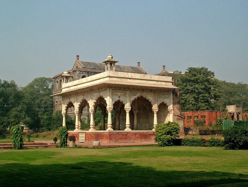 Red Fort - Red Fort