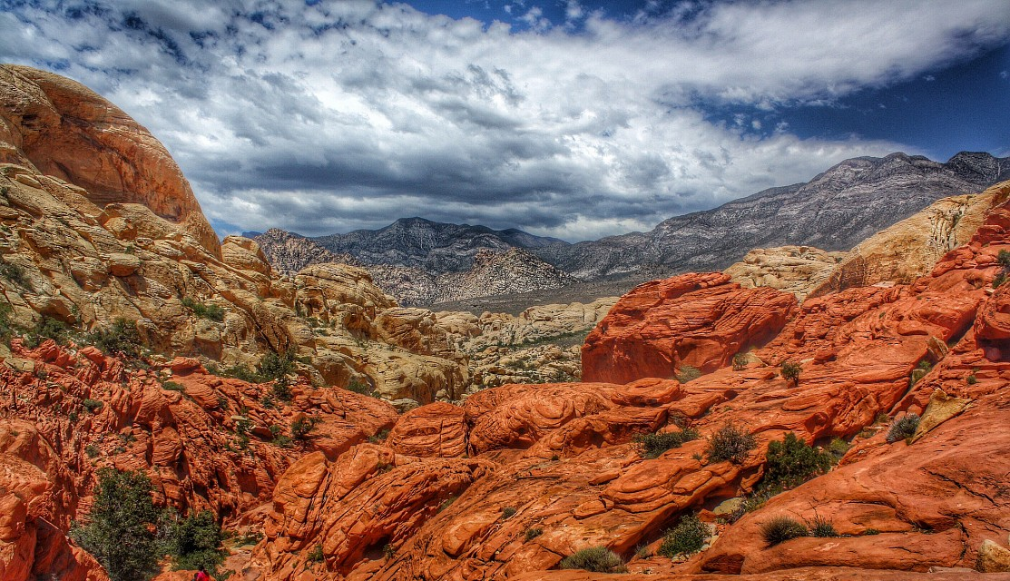 Red Rock Cyn, Nevada - Red Rock Canyon National Conservation Area
