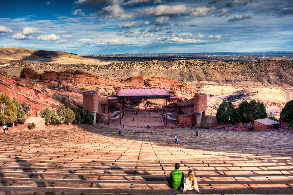 Red Rocks Amphitheatre - Red Rocks