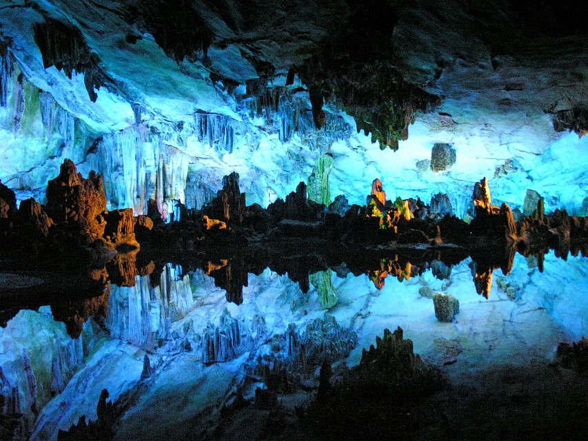 China-7516 - Reed Flute Cave