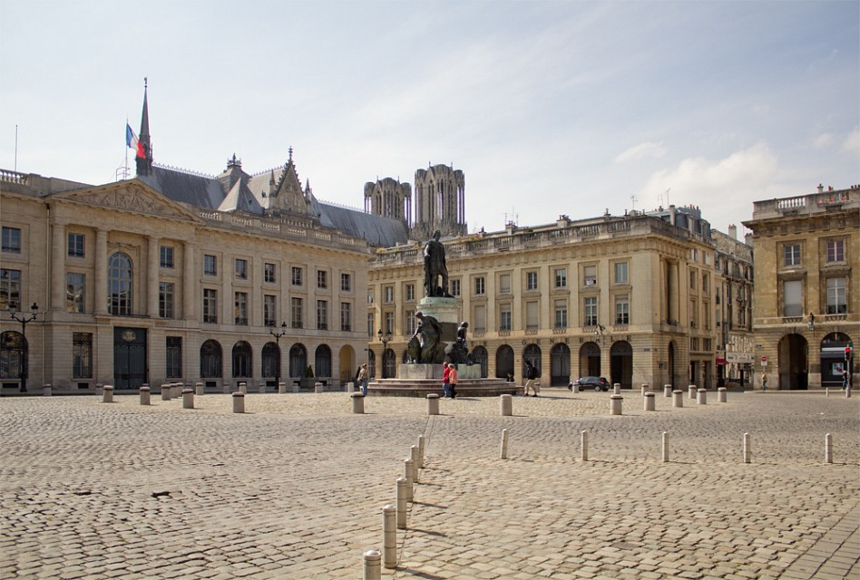 Reims - Place Royale - Reims