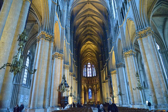 - Reims Cathedral